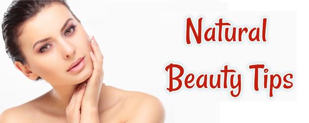 10 Tips for Natural Beautiful Skin